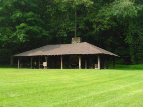 Wadsworth Shelter, Sands Run Metroparks, Akron, OH